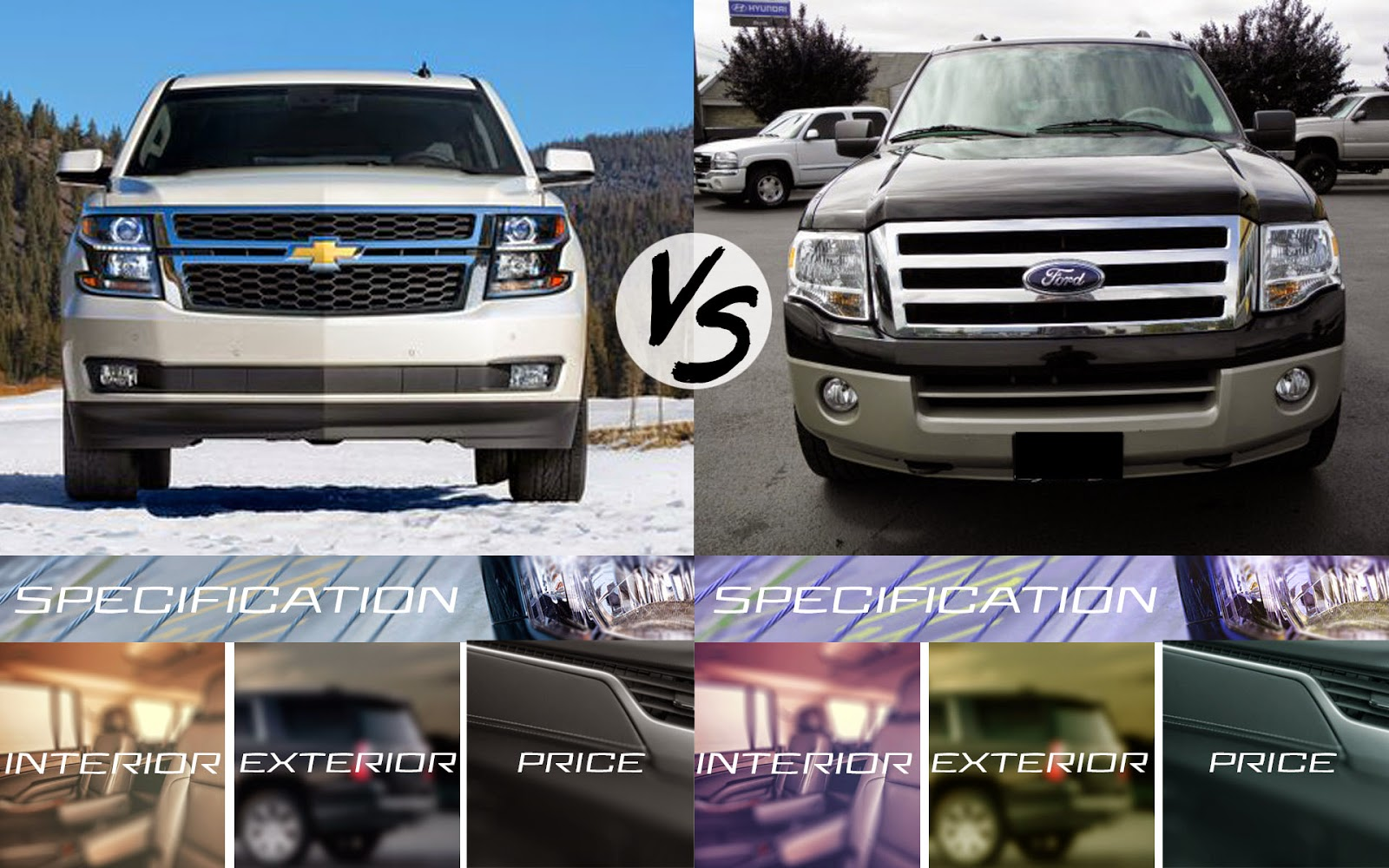 compare 2015 tahoe with 2015 autos post. Black Bedroom Furniture Sets. Home Design Ideas
