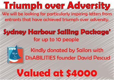 Triumph over Adversity Prize