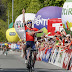 Padun took a solo win in Innsbruck and Pozzovivo is second overall
