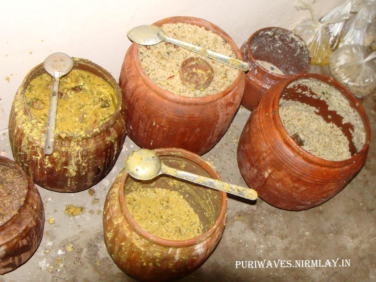 Pahili Bhoga – Dhanu Sankranti