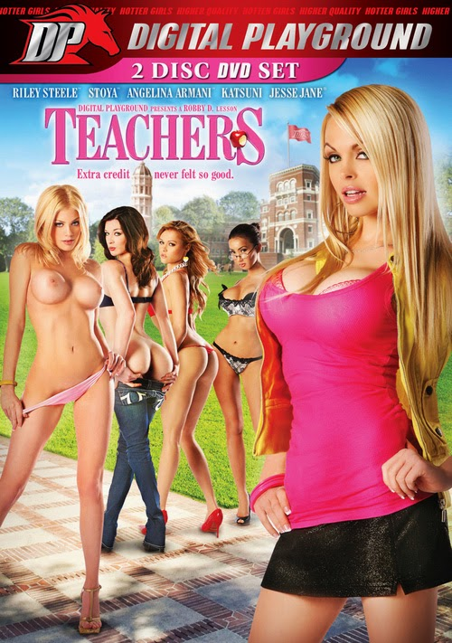 Teachers NEW 2014 Digital Playground HD
