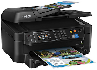Epson WF-2660 Driver Free Downloads and Review 2016 2017