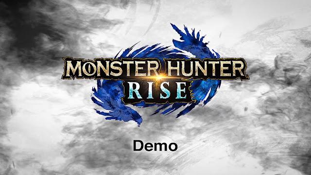 Monster Hunter Rise (Switch) congestionou a eShop com o lançamento de sua versão demo