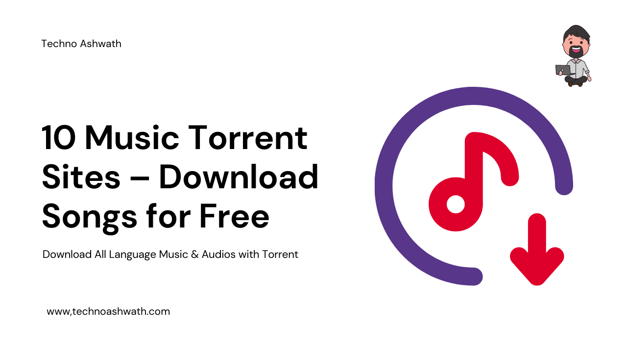 10 Music Torrent Sites | Download Free Songs Online