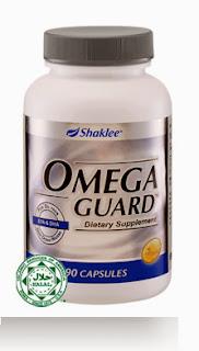 Omega Guard Sakit Tumit & Tapak Kaki Dengan Shaklee