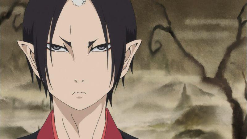 anime demon seinen terseru yang juga digarap Wit Studio