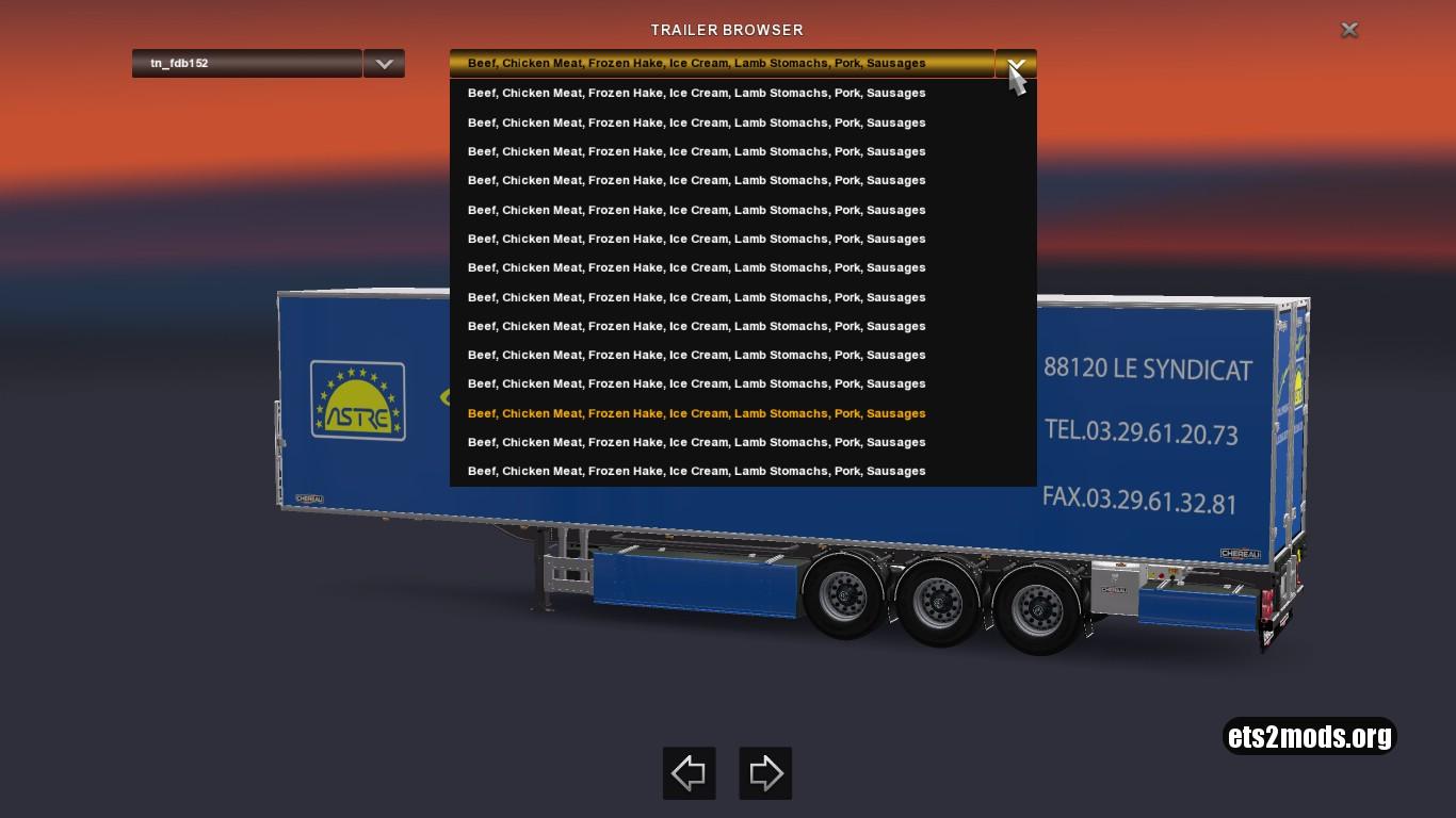Ostend Transport Trailer