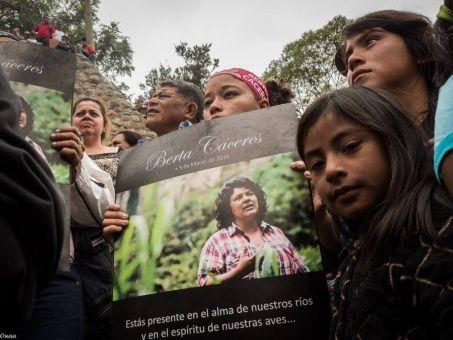 ONU dice que defensores de DD.HH. en Honduras están en peligro