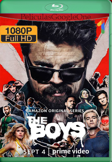 The Boys [2020] Temporada2 [60FPS] [1080p Web-Dl] [Latino-Inglés] [8/8] – StationTv