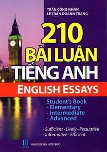 210 Bài Luận Tiếng Anh - Trần Công Nhàn, Lê Trần Doanh Trang