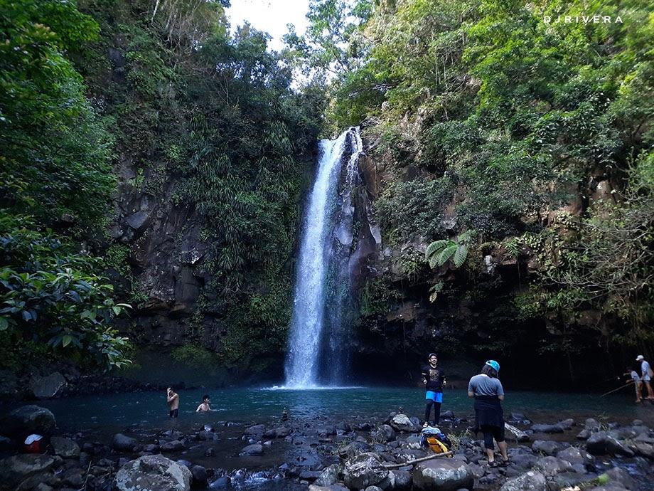 Sampaloc Falls