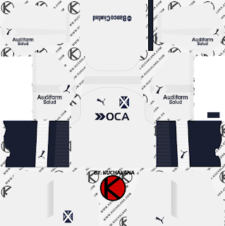 Independiente 2018 Kit - Dream League Soccer Kits