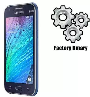 Samsung Galaxy J1 SM-J100ML Combination Firmware