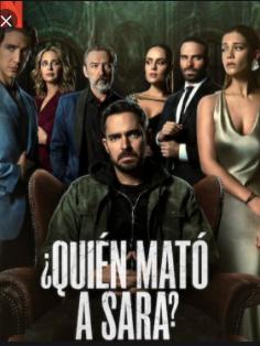 telenovela Quién Mató A Sara