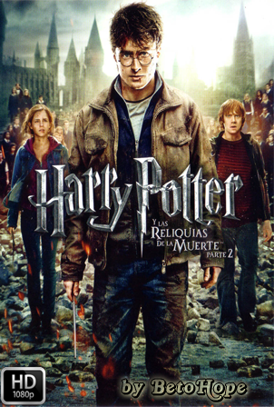 Harry Potter y Las Reliquias de la Muerte Parte II [2011]  [1080p] [Latino-Ingles] [Google Drive] GloboTV