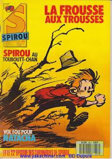 Spirou au Touboutt-Chan