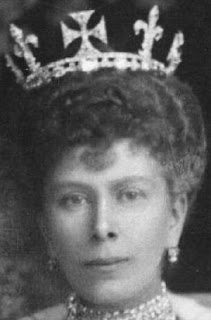 Queen Victoria United Kingdom Regal Circlet Tiara Mary