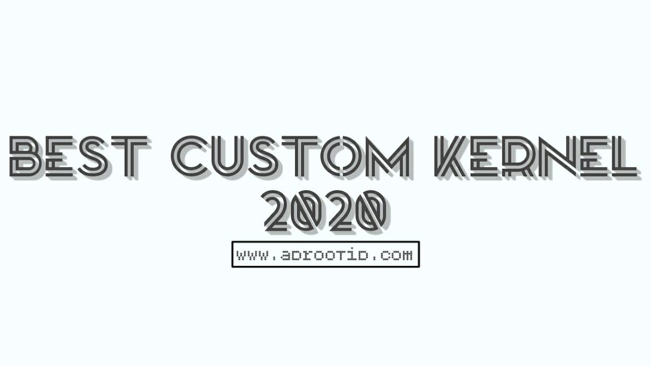 Kernel Terbaik Redmi 4X 2020
