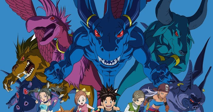 Blue Dragon Tenkai no Shichi Ryuu Legendado Download!