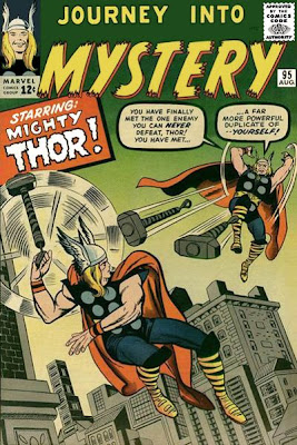 Journey into Mystery #95, Thor