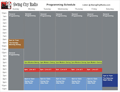 Show Schedule