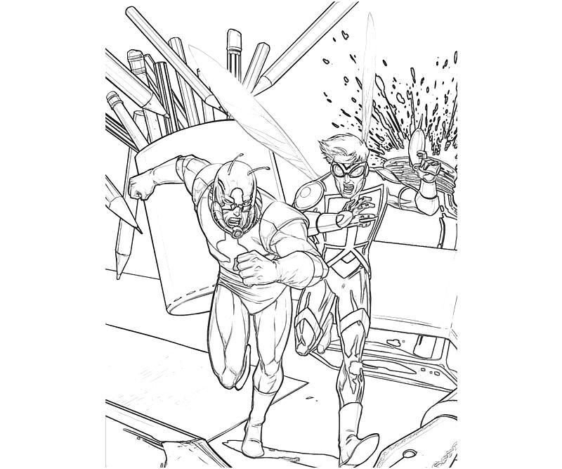 Ant-Man AntMan Power | jozztweet