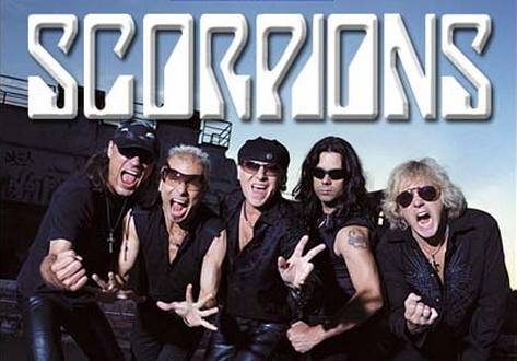 Lirik Lagu You Give Me All I Need ~ Scorpions