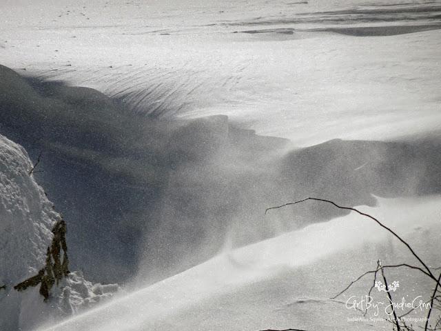 Drifting Snow