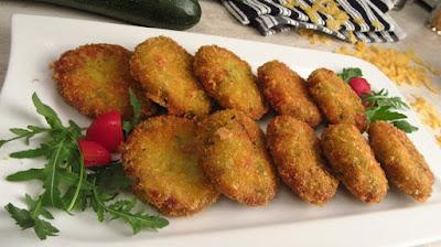 Super hrskave polpete od tikvica / Ultra crispy zucchini fritters