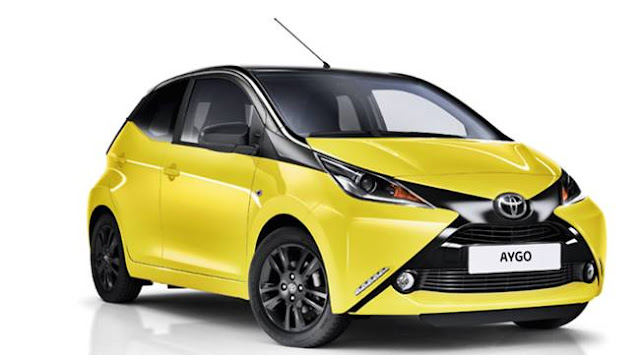 2018 Toyota Aygo Release Date