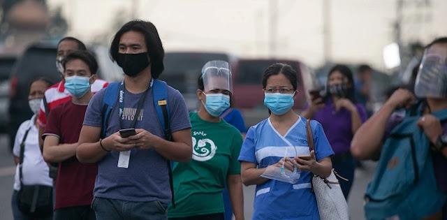 Tambah 6.300 Kasus Baru, Infeksi Covid-19 Filipina Hampir Susul Indonesia