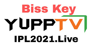 YuppTV Biss key