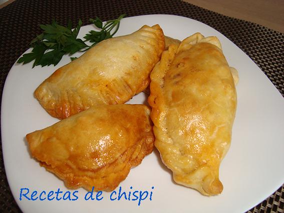 Empanadillas De Cebolla Y Chorizo