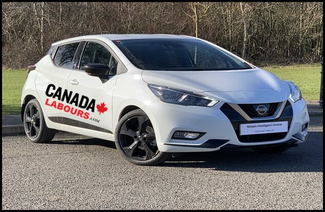 Nissan Micra, Cheapest Cars in Canada
