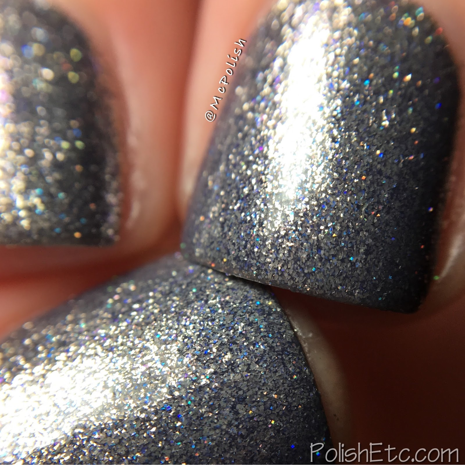 KBShimmer - Office Space Collection - McPolish - Staple Relationship