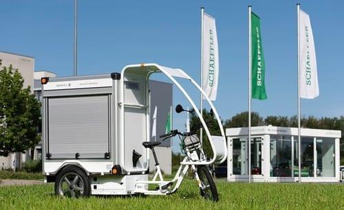 Electric bikes may revolutionize design