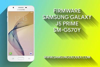 Samsung Firmware G570Y DS J5 Prime 2016