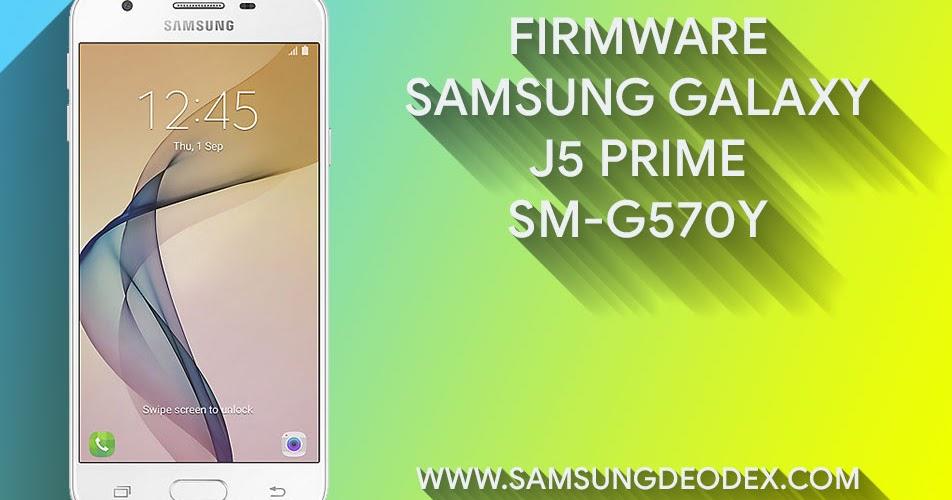 firmware samsung galaxy j5 prime sm-g570y ds english rom