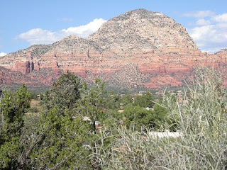 Full Figured Fairy Goes To Sedona, Arizona