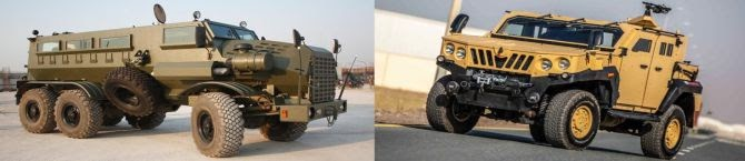 Mahindra To Unveil Its Latest Armoured Vehicles At IDEX 2021