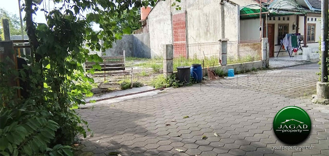 Tanah dalam Perumahan dekat Kota Jogja