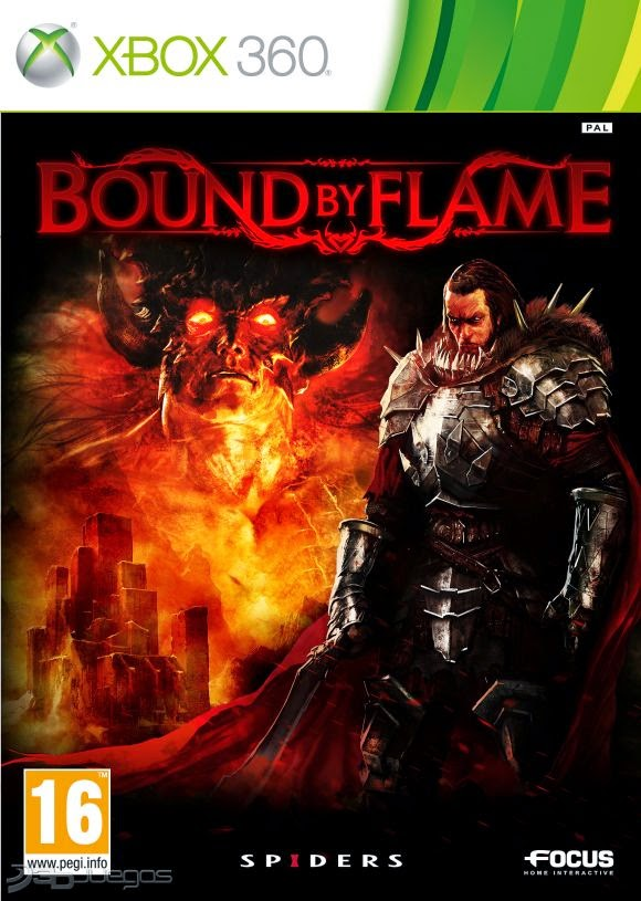 Cover Caratula Bound By Flame XBOX 360 ESPAÑOL