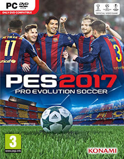Download PRO EVOLUTION SOCCER 2017 - FULL UNLOCKED Skidrow
