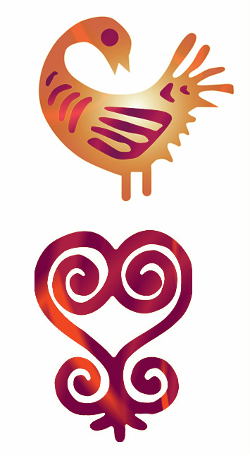Sankofa Asanti Adinkra symbol, know your history is to know yourself search for knowledge is a life-long process.