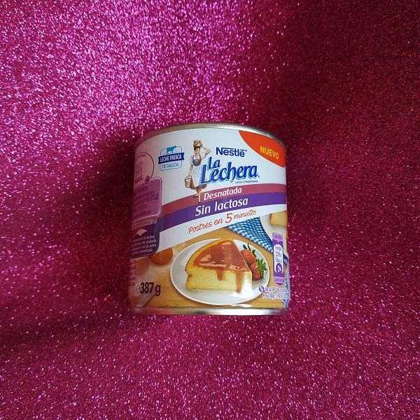 Tarta de queso sin lactosa