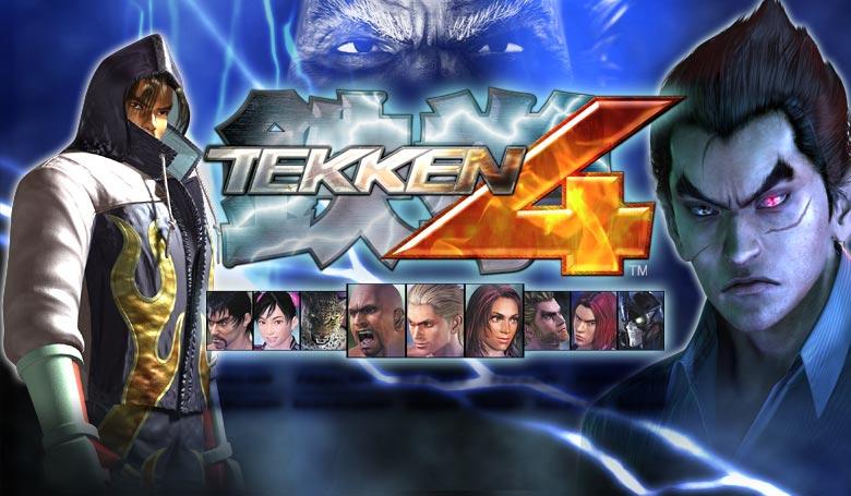 Tekken 4 Review Playstation 2 Ragefor Gamers First