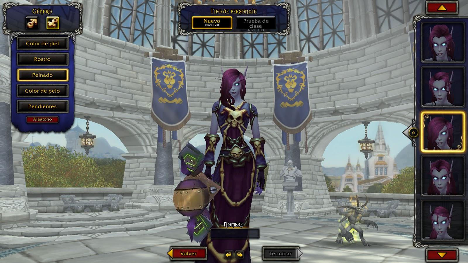 Universo Queso Q Me Ha Gustado World Of Warcraft Ahora