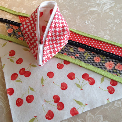 Carried Away Quilting February 2016