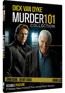 GIVEAWAY: win the Murder 101 collection on DVD