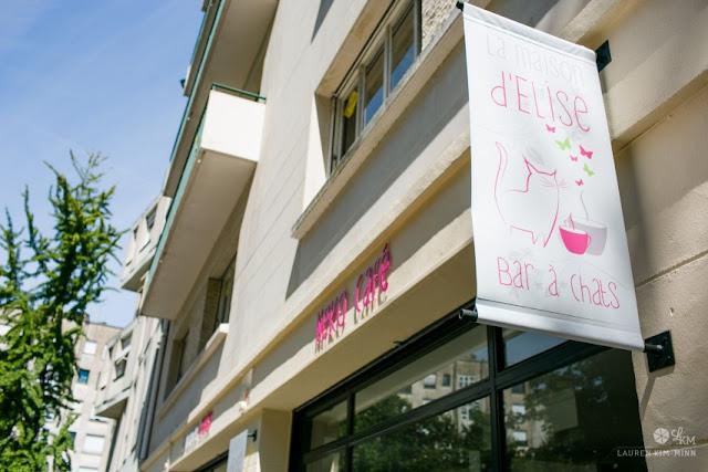 neko cafe la maison d'elise